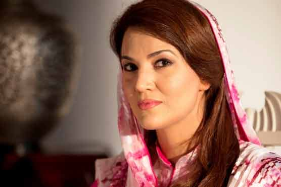 Reham Khan thanks PTI for 'free publicity' of her upcoming book