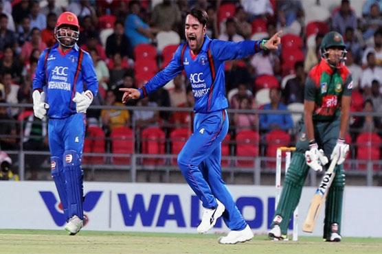 Rashid Khan spins Afghanistan to T20 series sweep over Bangladesh