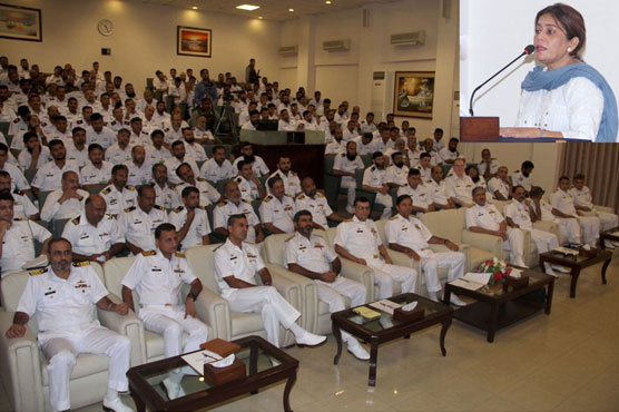 Pakistan Navy celebrated World Oceans Day 2018 with zeal