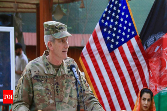 US to step up fight against IS during Afghan truce: general