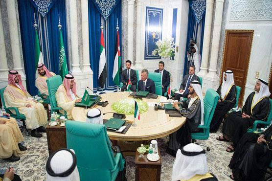 Saudi Arabia, UAE, Kuwait offer $2.5 bn in aid to crisis-hit Jordan