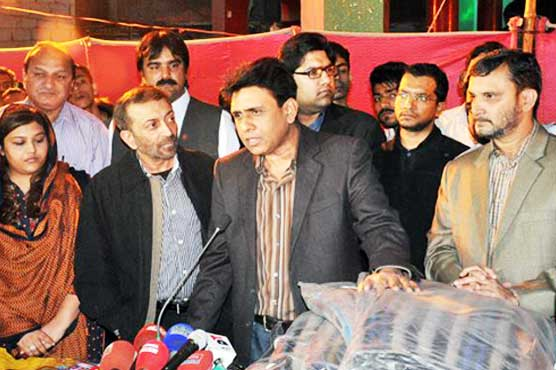 IHC makes Khalid Maqbool Siddiqui as MQM's convener