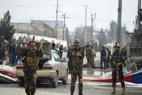 12 dead, 31 wounded in Kabul attack: health ministry