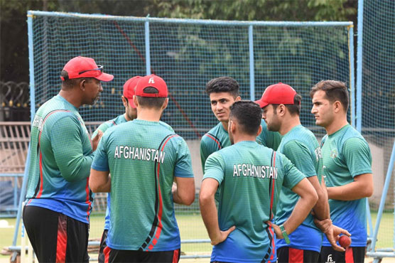 A Test of nerves for Afghanistan in debut against India