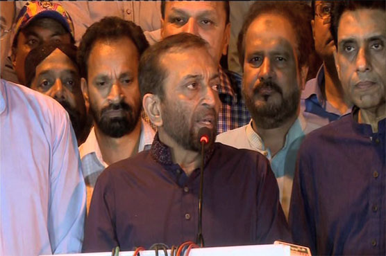 MQM-P factions mend differences, Sattar reaches Bahaduabad office