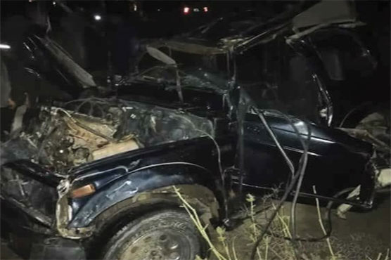 Uch Sharif: Traffic accident claims three lives