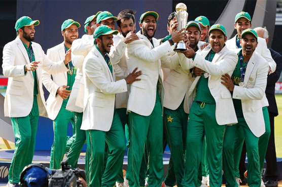 June 18, 2017 – When Pakistan won the Champions Trophy