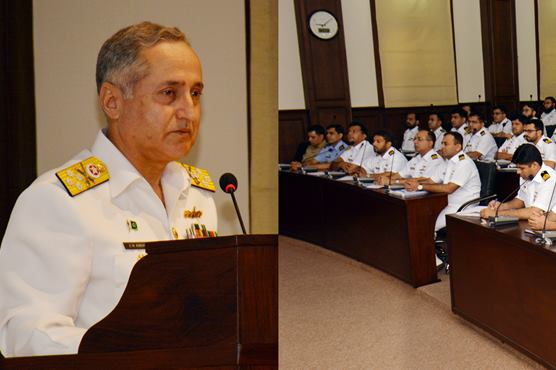Pak Navy maintaining high vigil to protect maritime interests: Naval Chief
