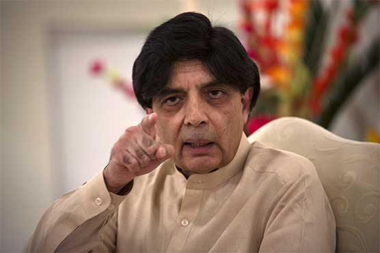 Election 2018: Is Chaudary Nisar heading back home?
