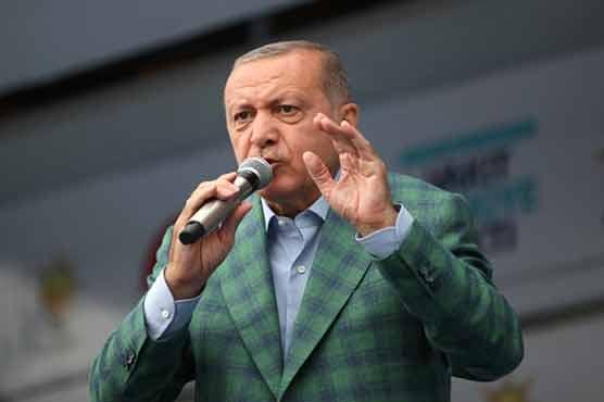 Turkey votes in pivotal test for Erdogan