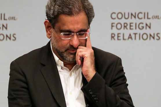 Fumed residents greet ex-PM with 'Go-Abbasi-Go' slogans