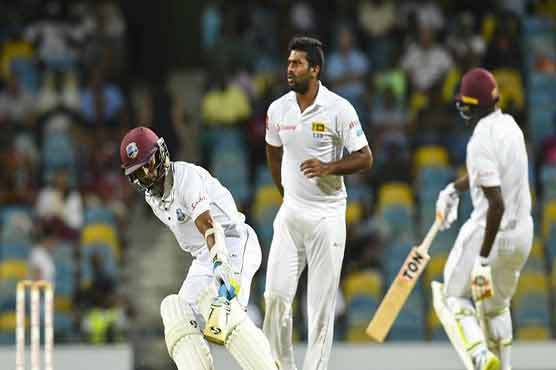 Dowrich rescues West Indies