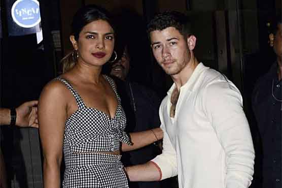Priyanka Chopra and Nick Jonas' relationship now official