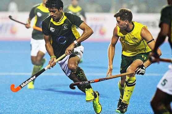 Hockey: Australia defeat Pakistan by 2-1 - Sports - Dunya News