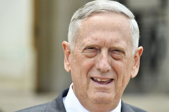 Mattis sees positive signs in Afghanistan