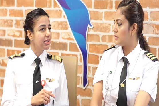 Inspiring female duo set to soar new heights