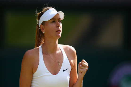 Sharapova back at Wimbledon and at crossroads