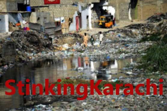 In Pictures: Garbage, Garbage and Garbage, Stinking Karachi!