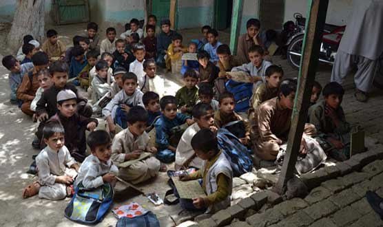 KP better than others: BBC report explores deteriorating situation in Pakistani schools