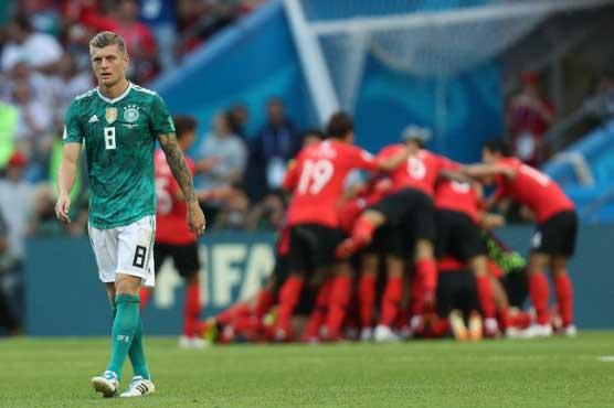 British media rejoice in German World Cup despair