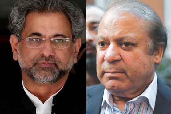 Nawaz, Shahid Khaqan Abbasi summoned over treason petition