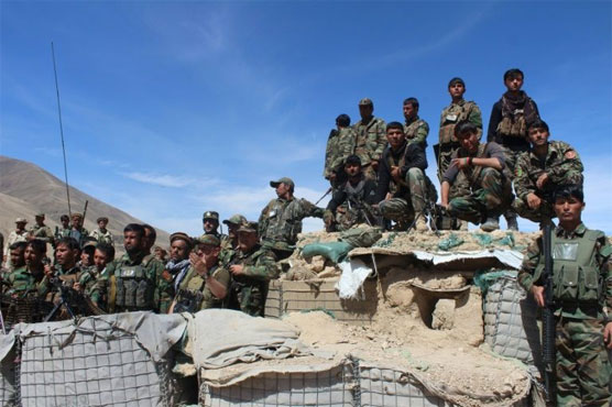 Afghan forces resume offensive operations after govt ceasefire ends
