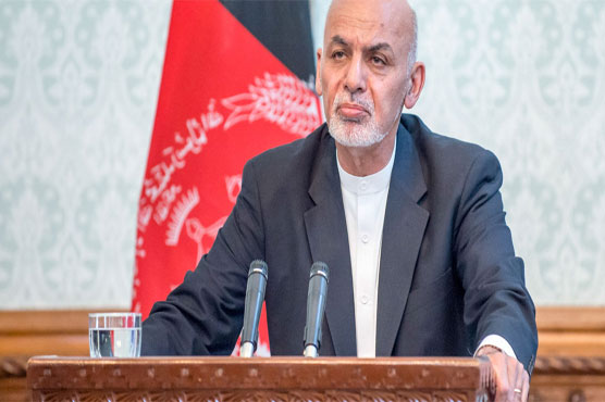 Afghan president unveils plan for peace talks with Taliban