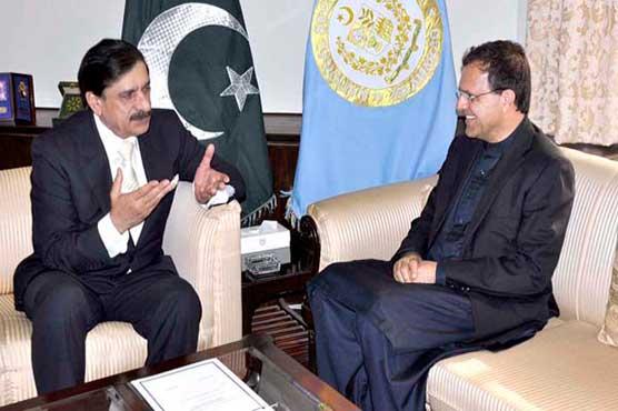 Nasser Janjua, Afghan Ambassador exchange views on bilateral relations