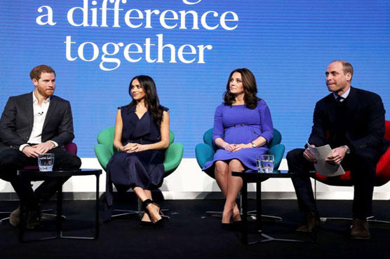 Meghan Markle hopes to 'shine a light' on women's rights as British royal
