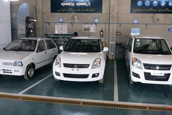 Pak Suzuki hikes car prices for second time in 2018 - Business ...