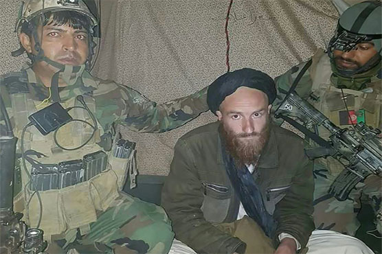 Afghan special forces captures German Taliban suspect