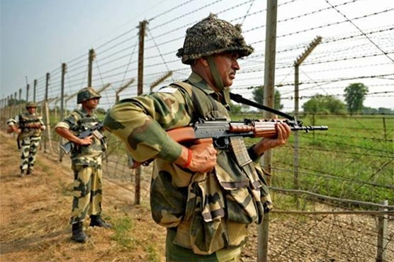 Two soldiers martyred in Indian firing at LoC