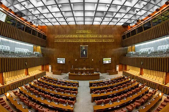 Pakistani ruling party gains control of senate