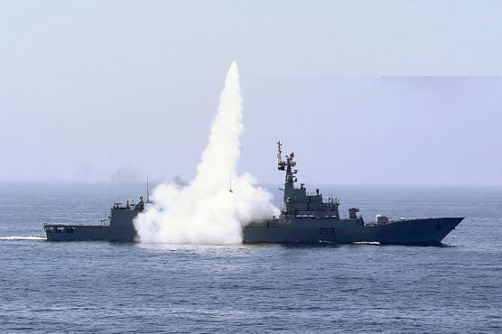 Navy, air force conduct successful long range anti-ship missile tests