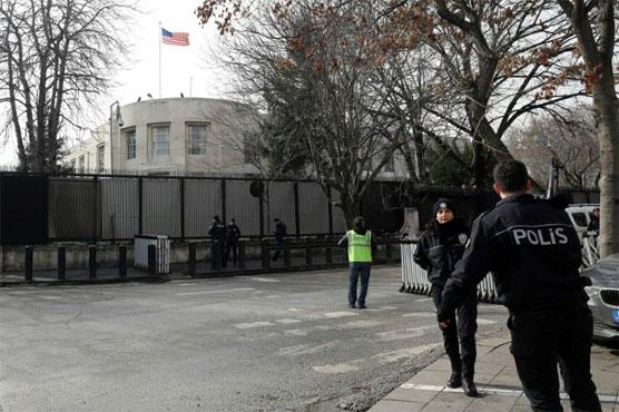 Turkey detains Iraqis plotting US embassy attack: report