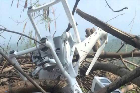 Pakistan Army downs Indian drone along LoC