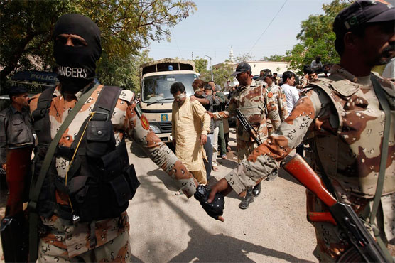 Pakistan violence drops for third year running: report