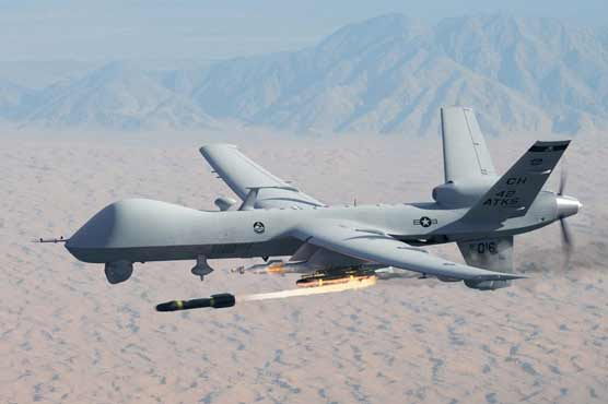US drone attack kills 20 terrorists in Afghanistan