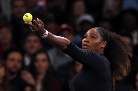 Serena admits making return has been tougher than expected