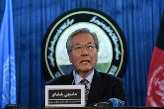 UN calls on Taliban to take up offer of direct talks