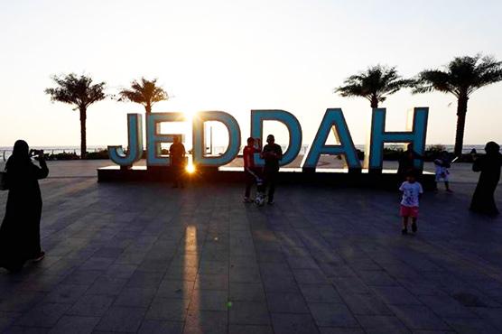 Saudi women celebrate Women's Day with a jog in Jeddah