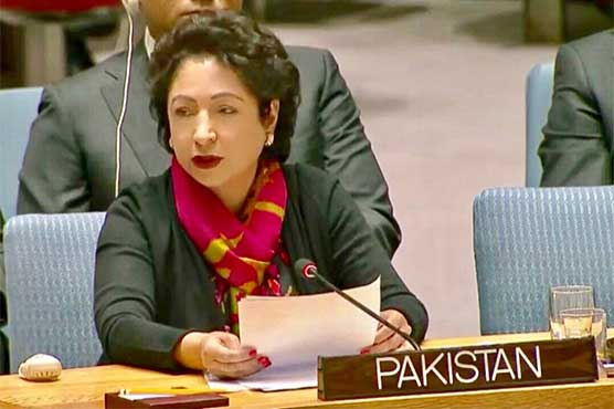 Military escalation in Afghanistan will erode peace prospects: Maleeha