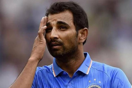 Cricketer Mohammed Shami's wife Hasin Jahan seeks BCCI help for 'justice'