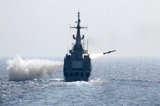 Pakistan Navy launches land-based anti-ship missile