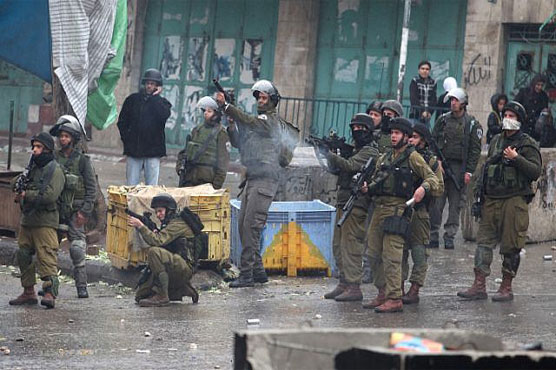 Palestinian killed in West Bank clashes with Israeli forces