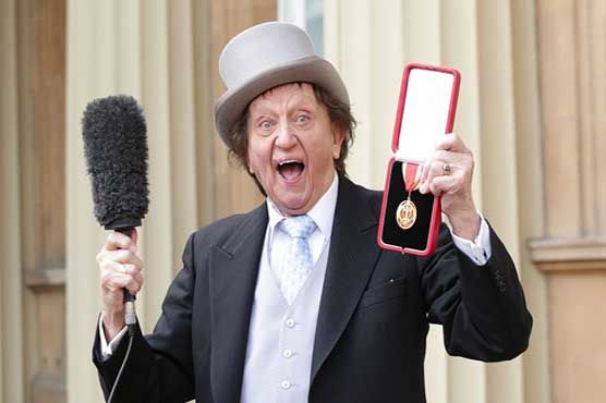 Comedy legend Sir Ken Dodd has died, aged 90