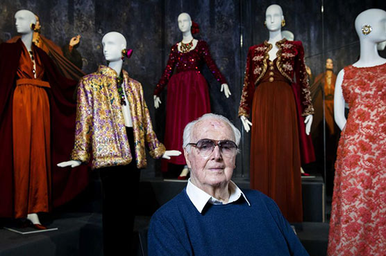 Little black dress' designer Givenchy dies aged 91