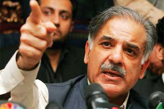 Shoe Thrown At Former Pakistan Prime Minister Nawaz Sharif