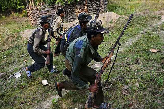 Maoist rebels kill 8 police in central India: officials
