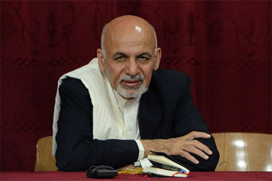 Taliban stops short of rejecting Afghan president's peace plan